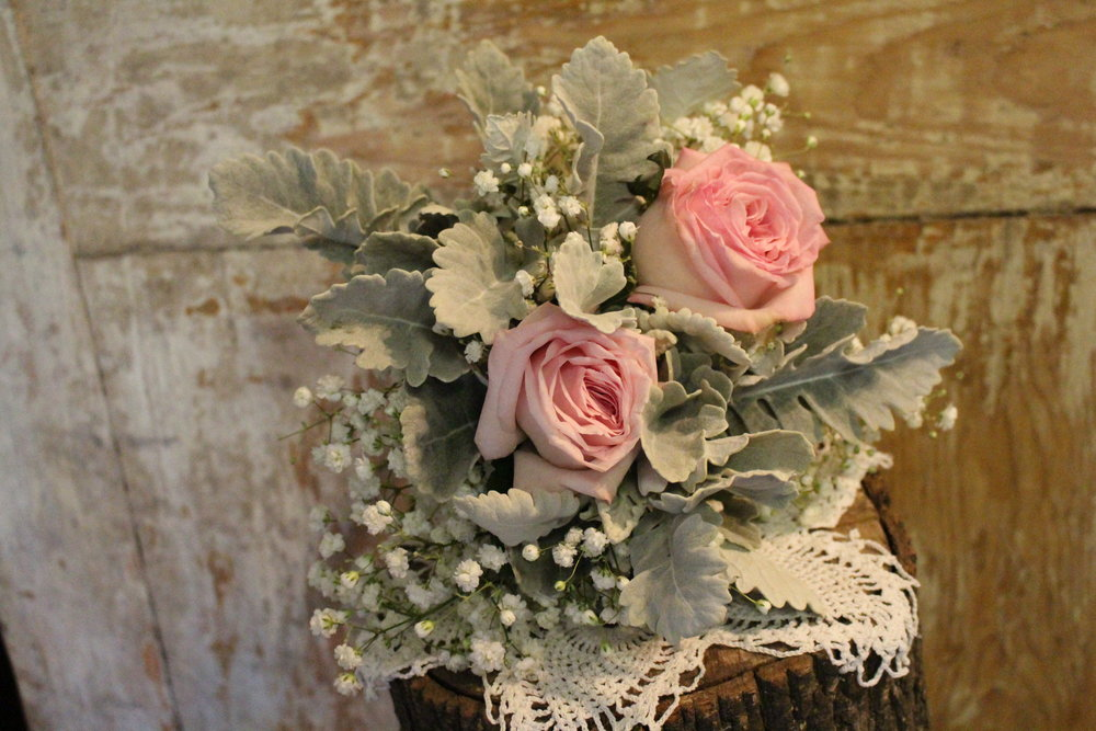 Nosegay- Two pink roses.JPG