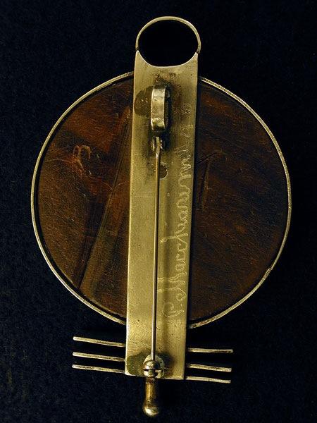 Mahogany Pendant