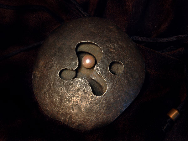 Original Iron Pod Pendant