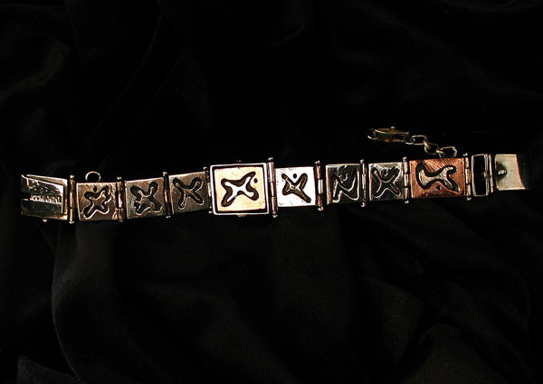 Reversible Link Bracelet