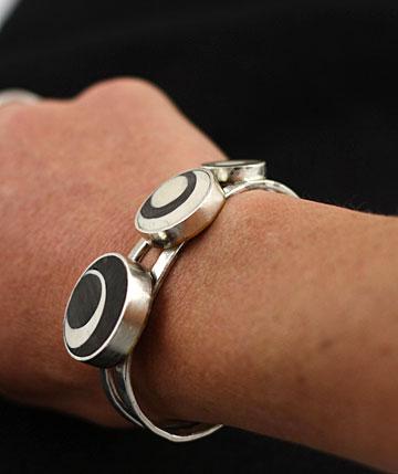 """Coils"" Cuff Bracelet"