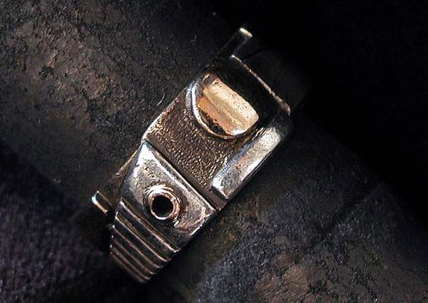 Constructivist Cuff Bracelet