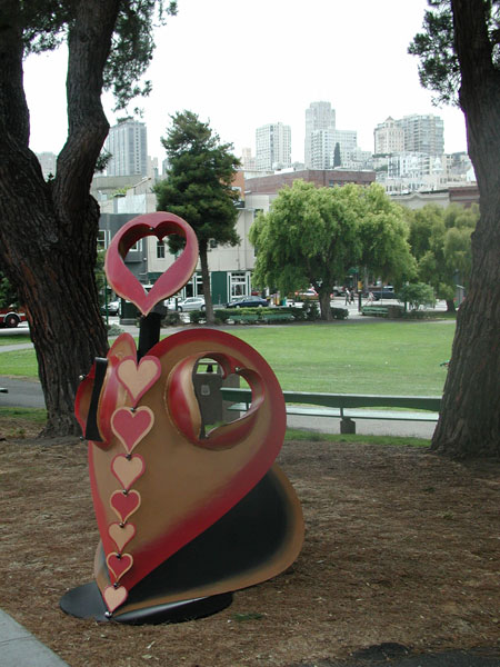 """SF Hearts"" Project"