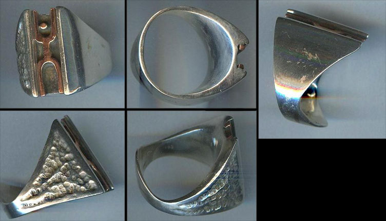 First Burning Man Ring