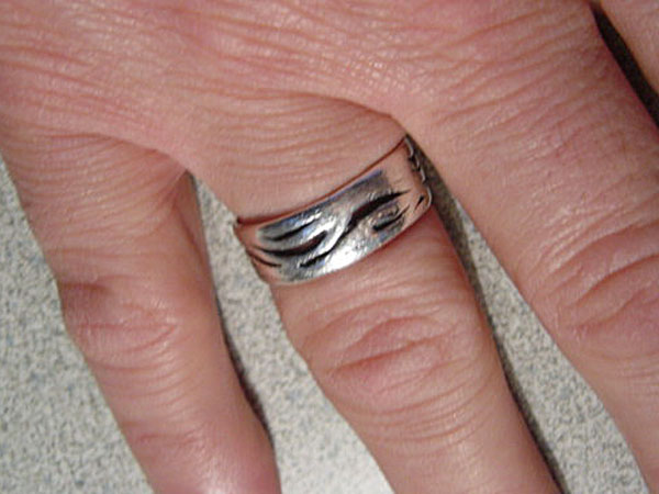 """""""Wave"""" Ring"""
