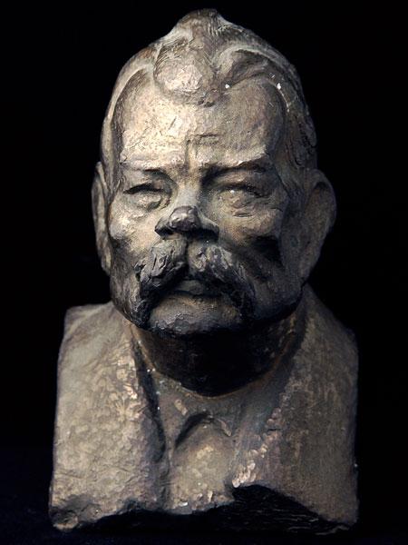 Maxim Gorky Bust