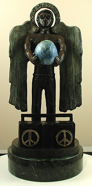 """Peace Brother Earth"" Figure"