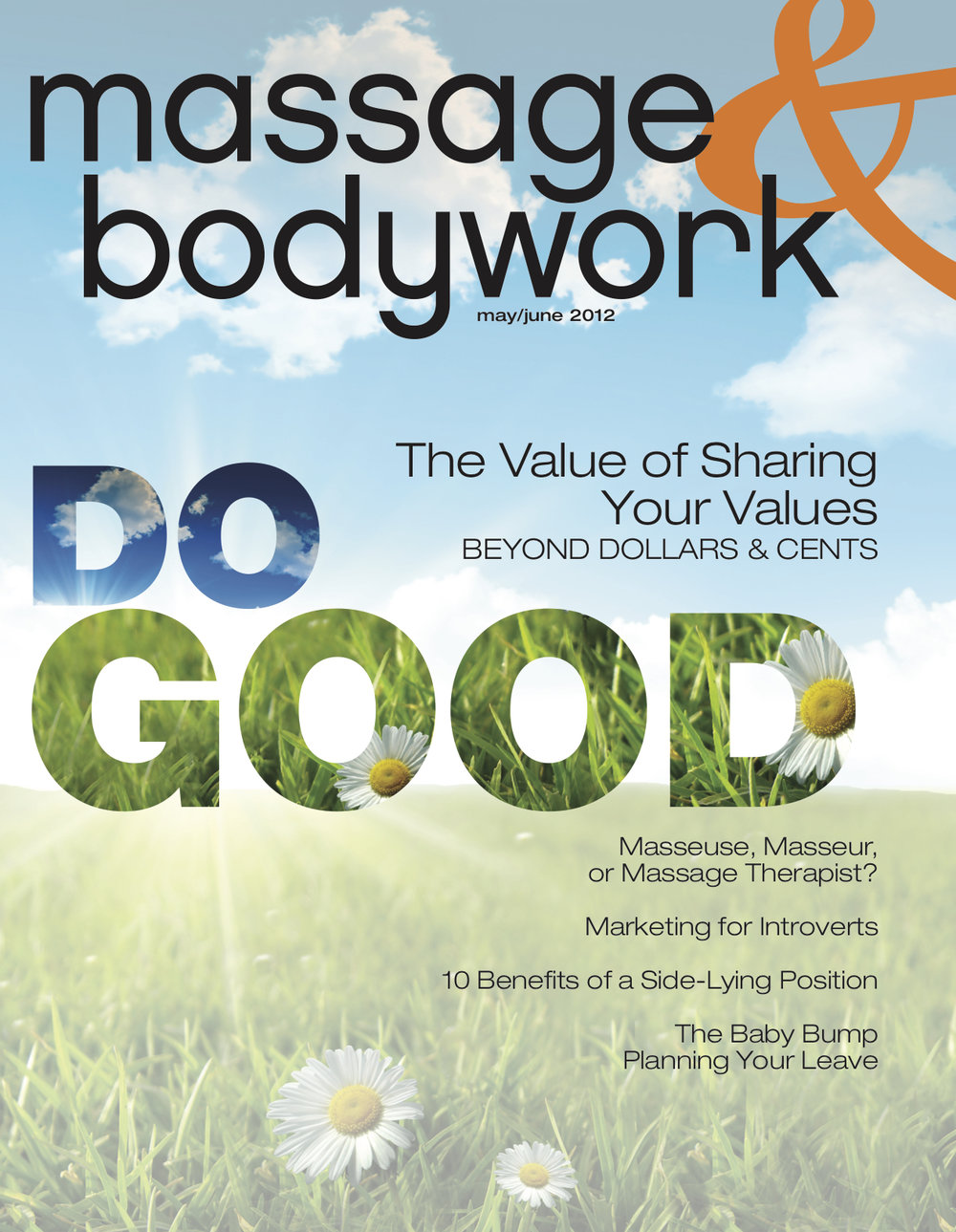 Massage & Bodywork - May / June 2012