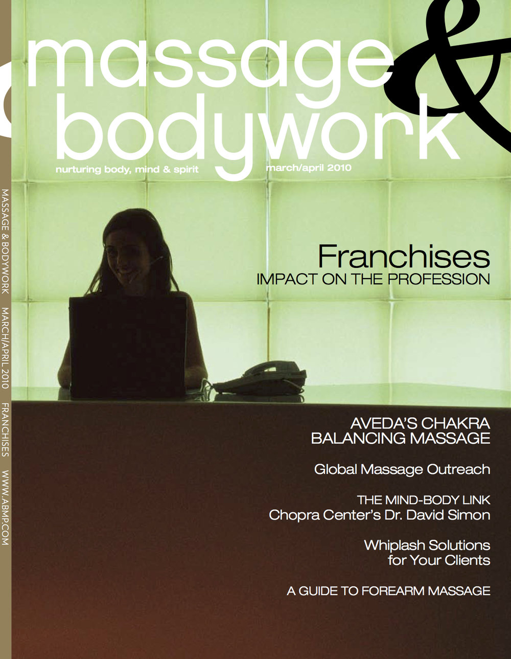 Massage & Bodywork- March / April 2010