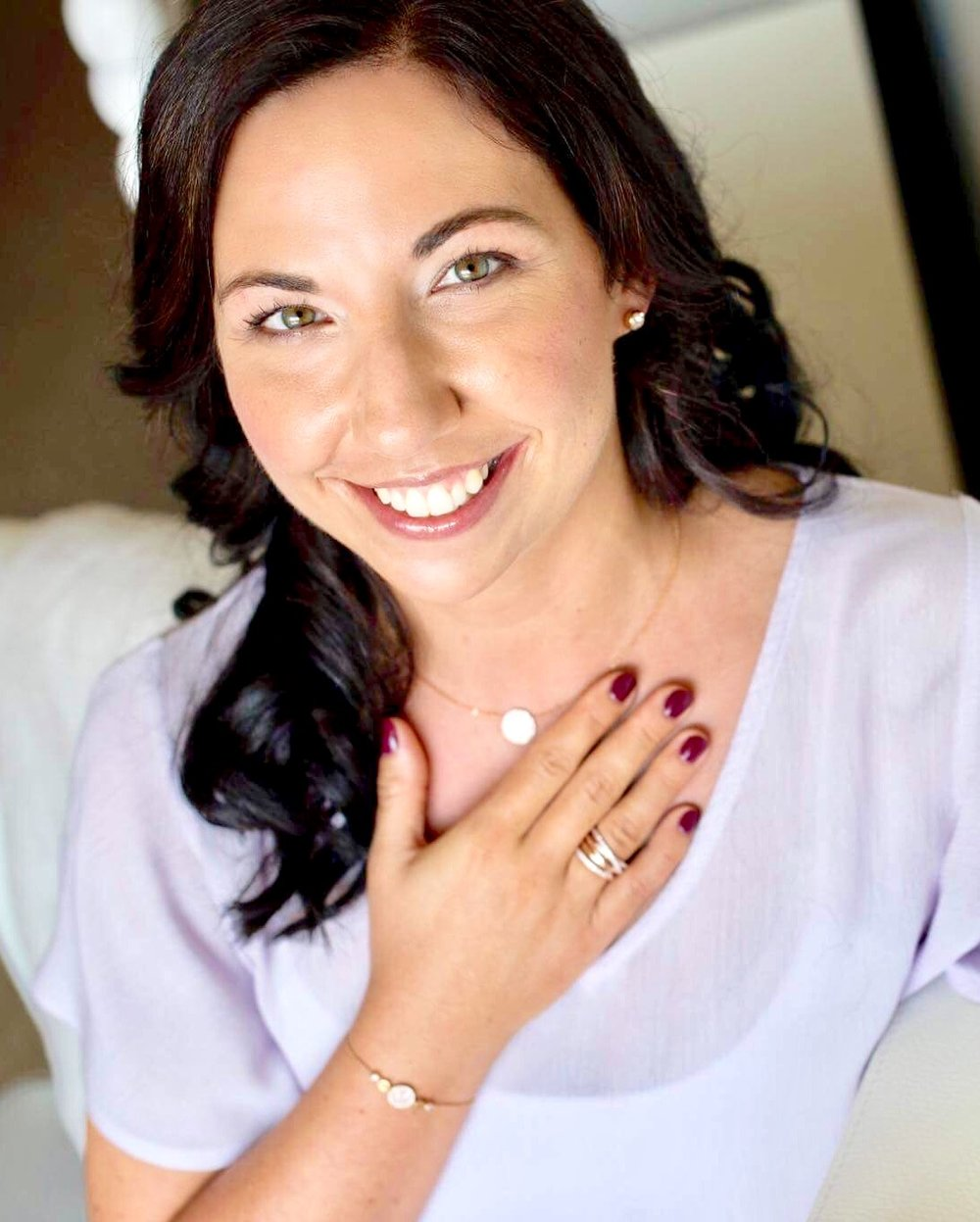 MARIANA HELPED ME TO GO DEEPER AND FIND OUT MY HIGHER CALLING -