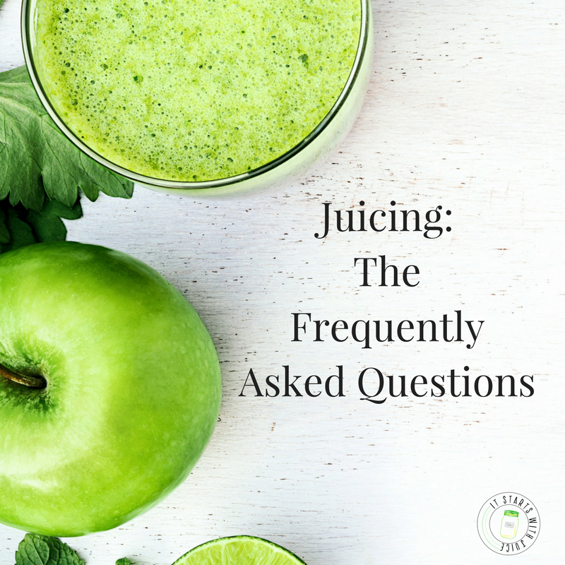 Blog — It Starts With Juice