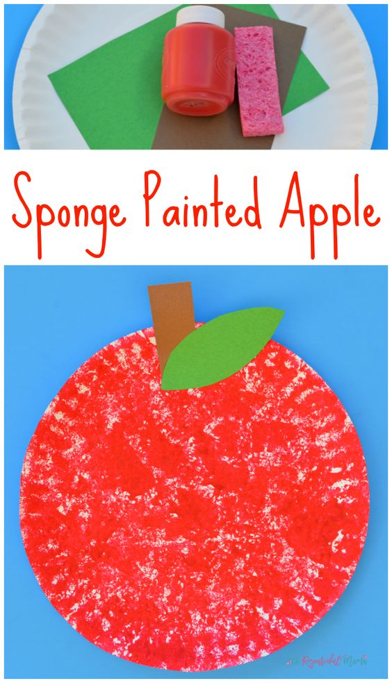 sponge painted apple.jpg