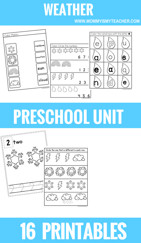 WEATHER PRESCHOOL THEME UNIT PRINTABLES.png