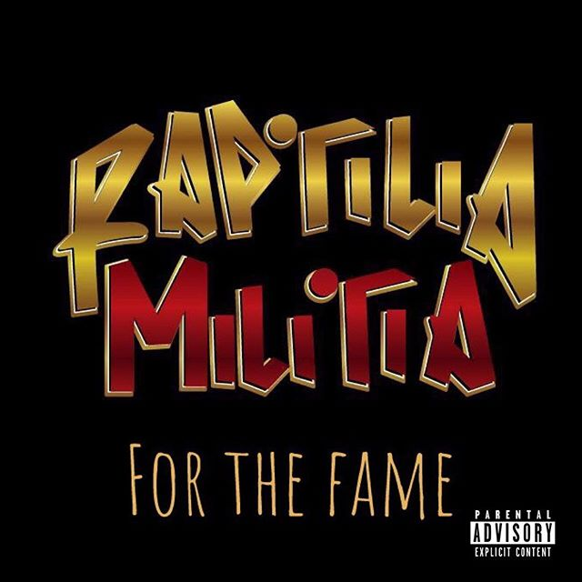 """""""For the Fame"""" OUT NOW ON ALL MUSICAL PLATFORMS! STREAM/ DOWNLOAD TODAY! LINK IN BIO! #hiphop #miami #nyc #distortion #cursed #rap #hot #newtoday #instagood #instamusic #newmusic #newmusic #fame #raptiliamilitia"""