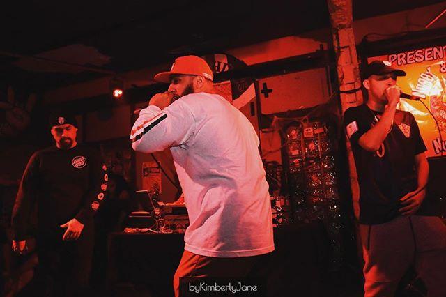Raptilia 📸:@bykimberlyjane  #hiphop #miami #churchillspub #instagood #talibkweli #raptiliamilitia