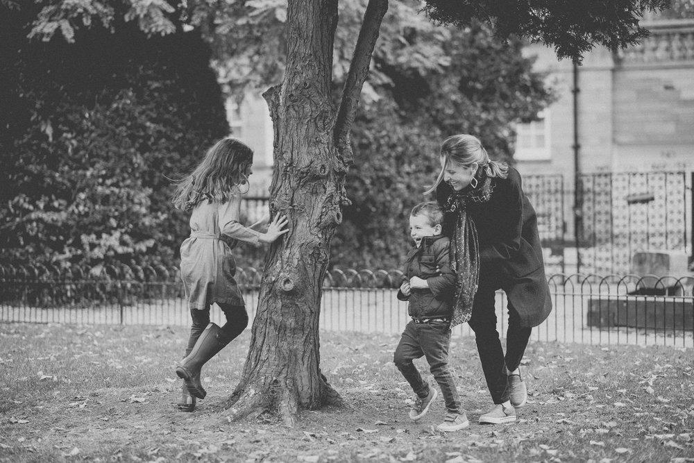 Documentary Family Photographer London