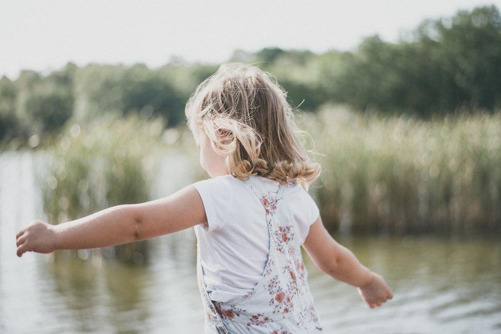 Family photoshoot Virginia Water