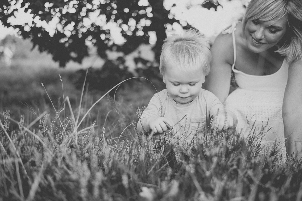 Family Photoshoot Wimbledon Common