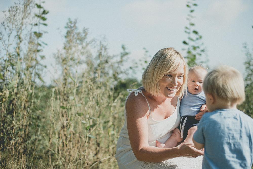 Family Photoshoot Wimbledon Common