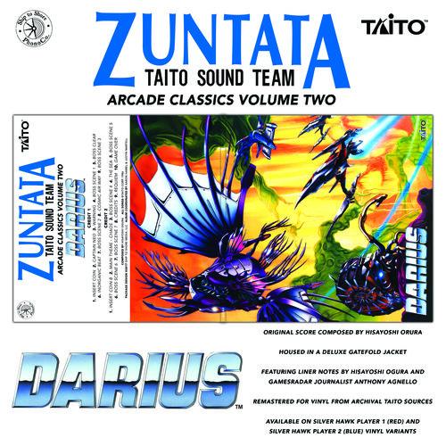 Darius OST
