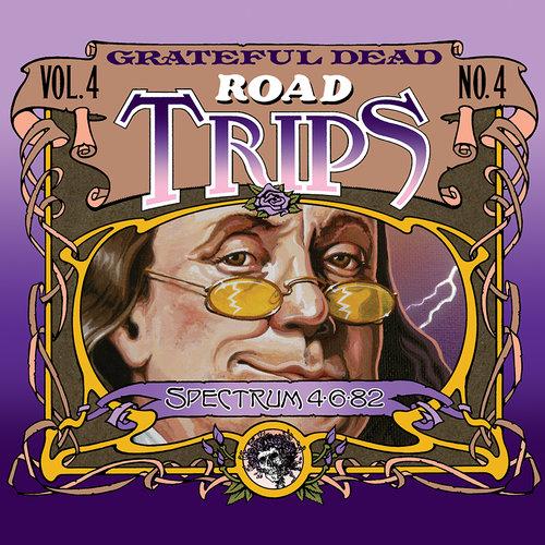Grateful Dead Spectrum 4/6/82