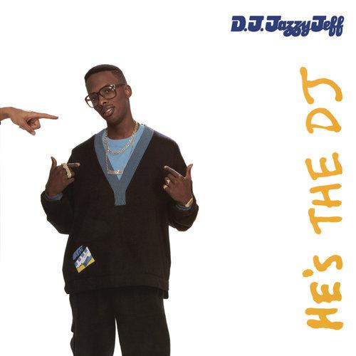 DJ Jazzy Jeff (Reissue)