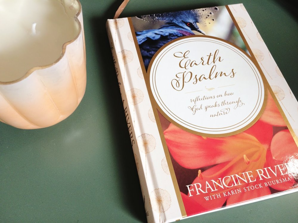 earth psalms francine rivers