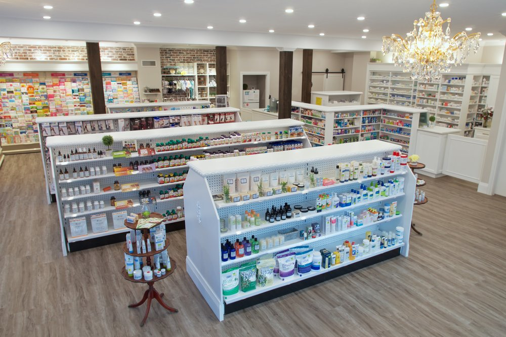Our beautiful pharmacy