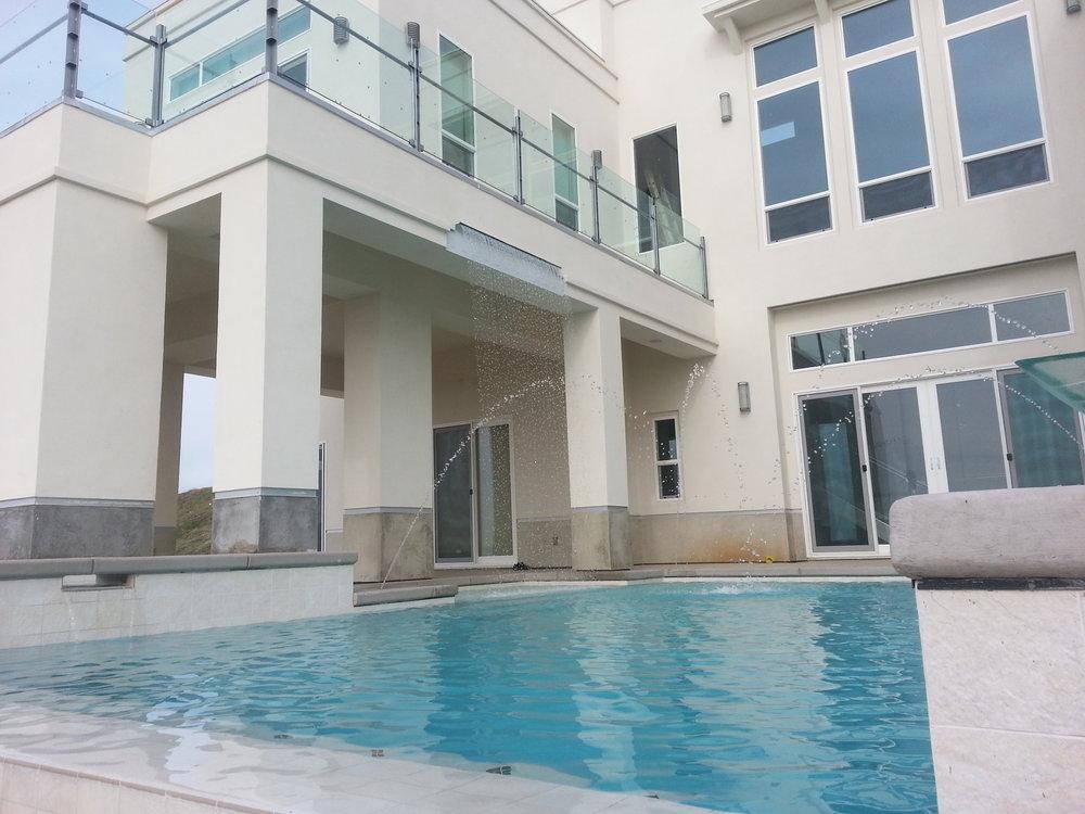 3 story Custom Residential Home-Folsom
