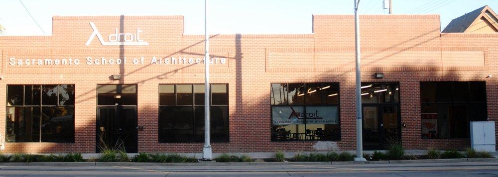 Sacramento College of Architecture