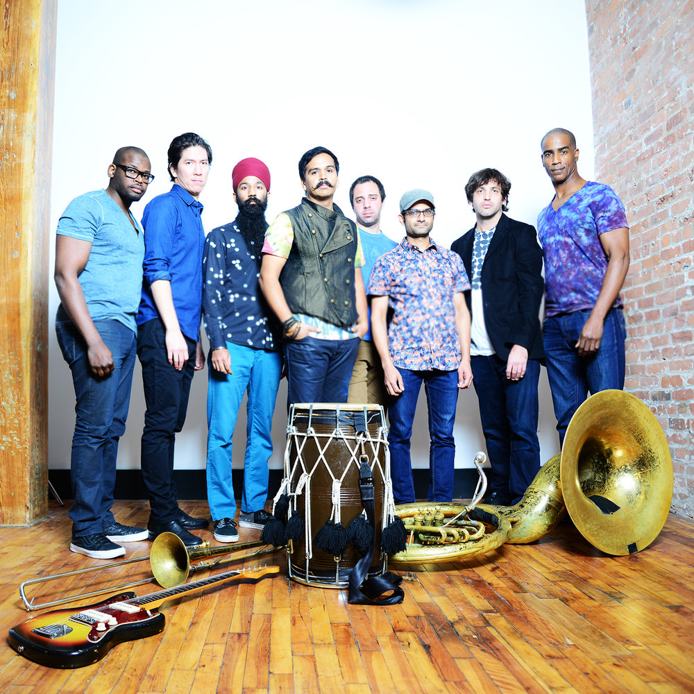 Red Baraat -