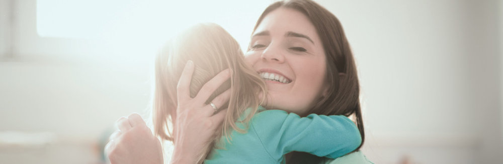 Schmaltz Law Happy Mother & Daughter Photo