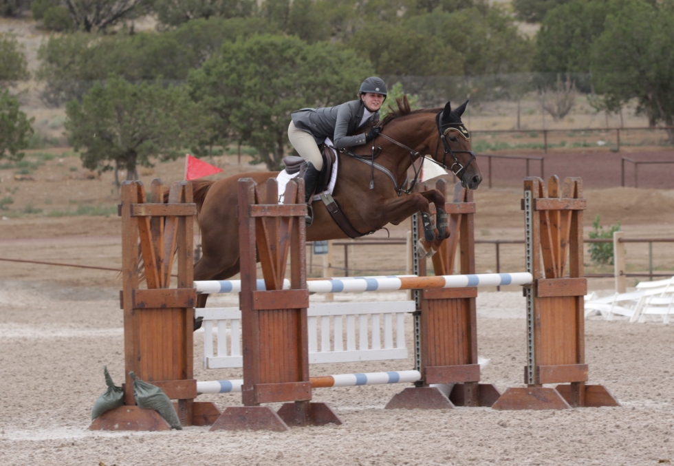 Our riders receive quality horseback riding lessons and horse training in austin texas