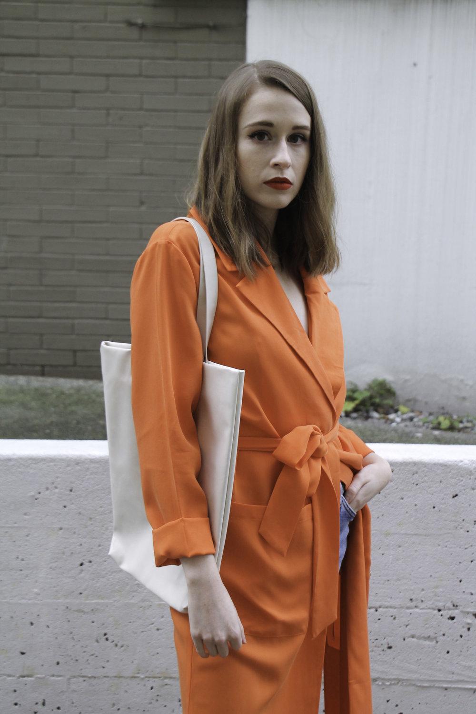 The Weave by Pamela Churchill Orange Asos Kimono 4.jpg