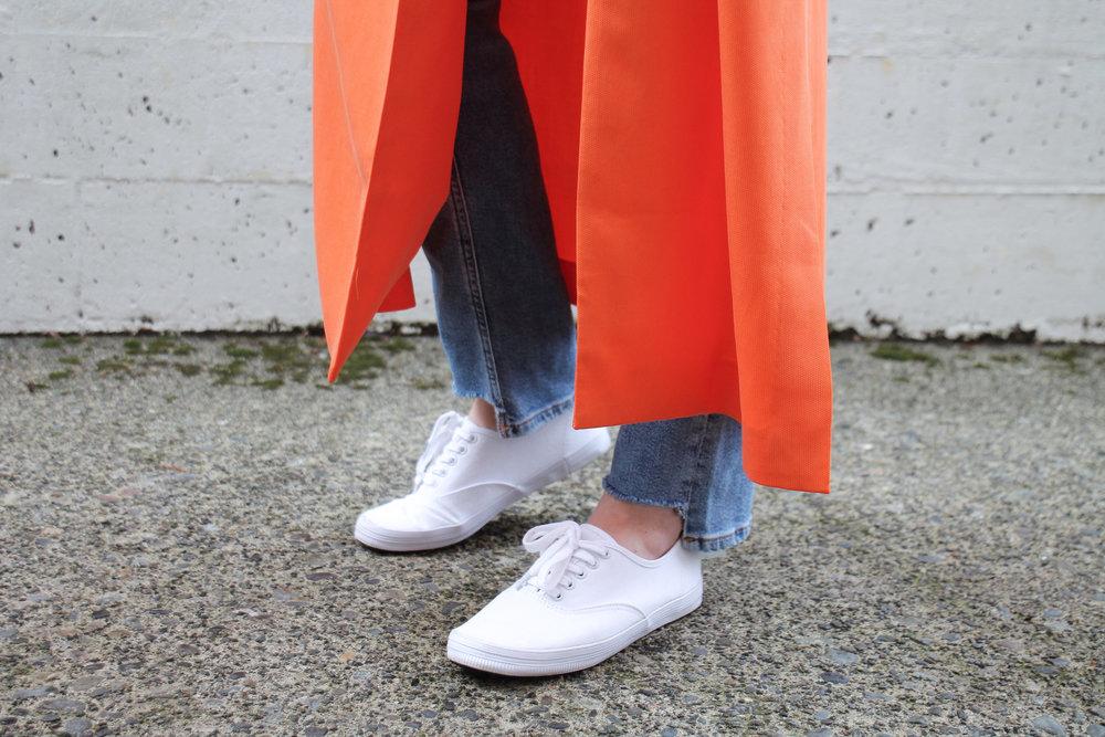 The Weave by Pamela Churchill Orange Asos Kimono 6