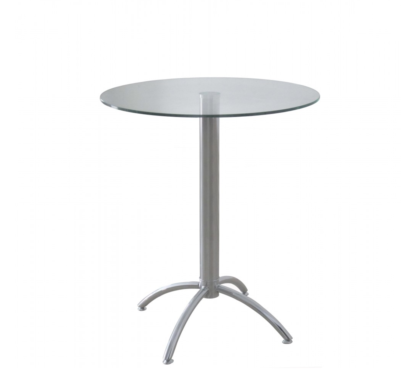 BETTY ROUND BAR TABLE By Whiteline