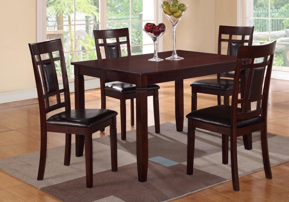 5 PCS DINING SET