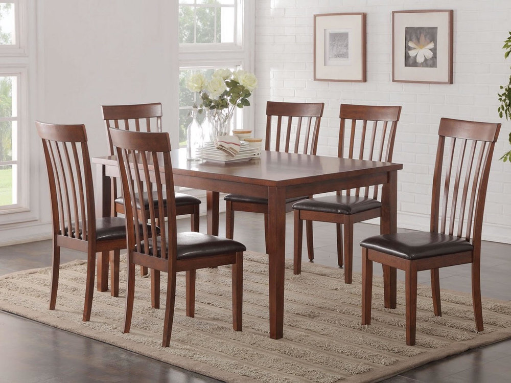 Genial 7 PCS DINING SET