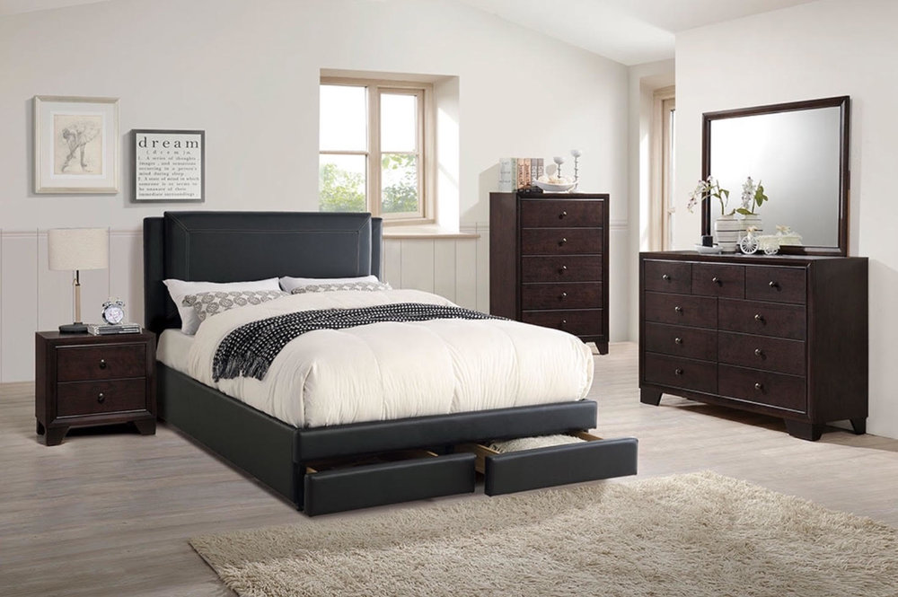 Futuristic Queen Bed Size Property