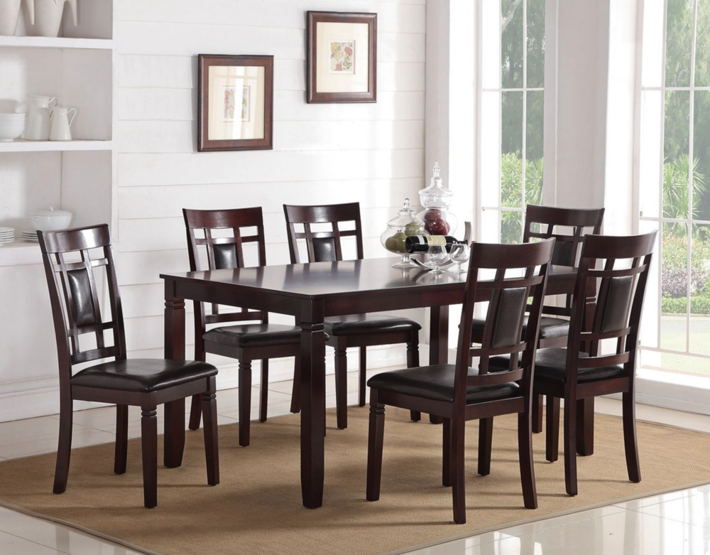 Beau 7 PCS DINING SET