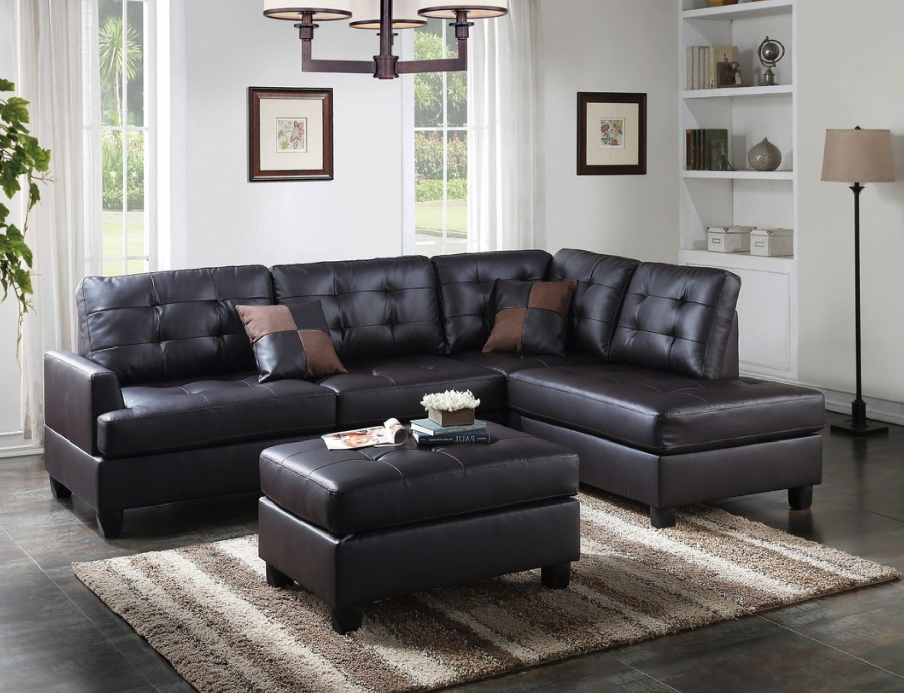 3 PCS SECTIONAL (3 Colors Available)