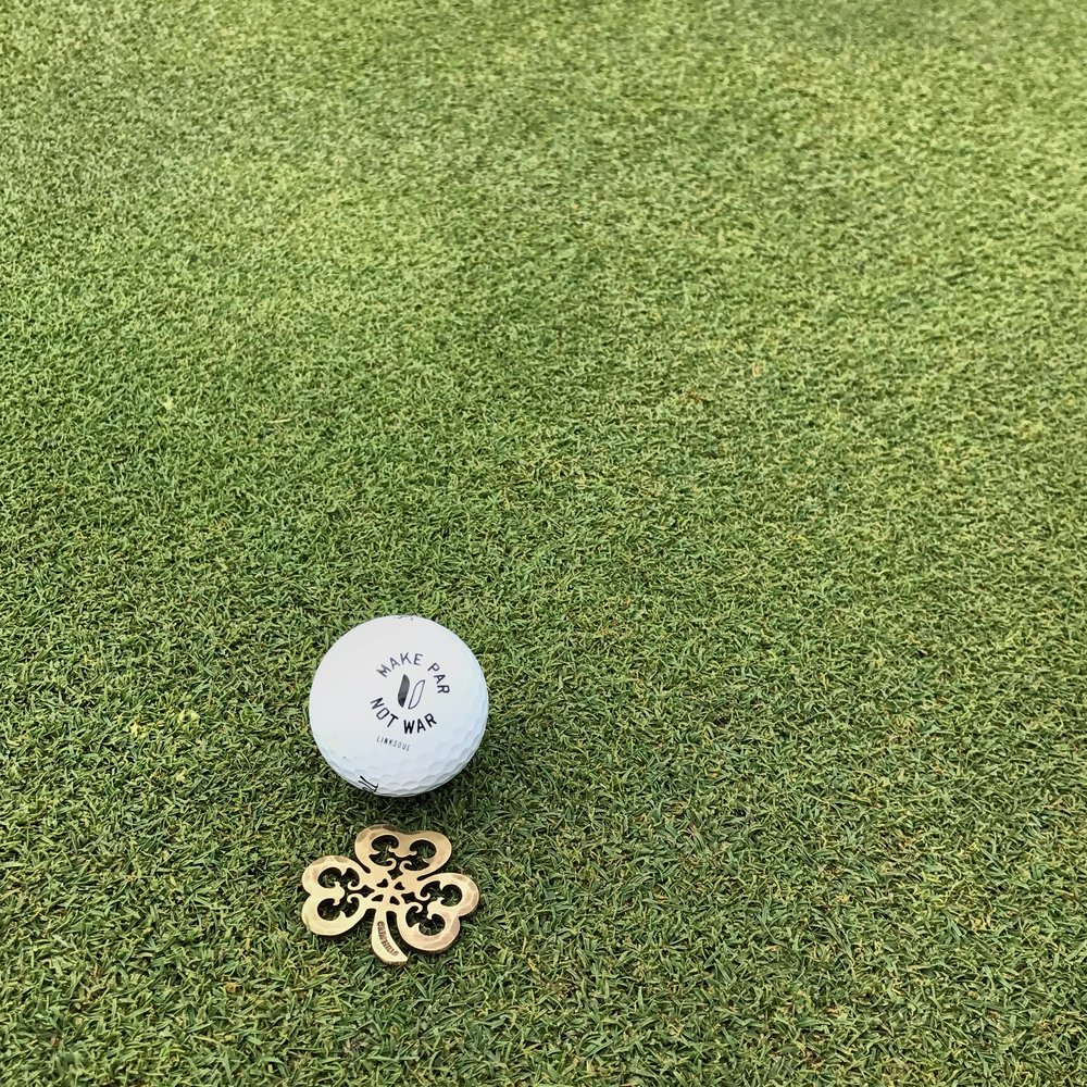 Seamus Golf on the mark.