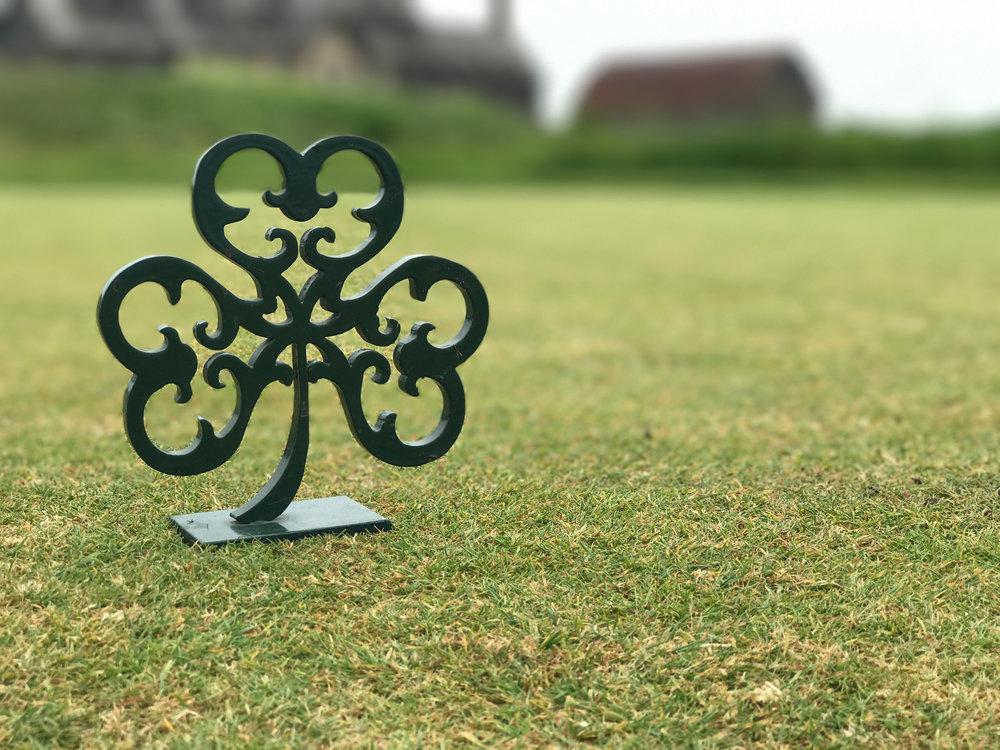 Green Tees~6754 yards