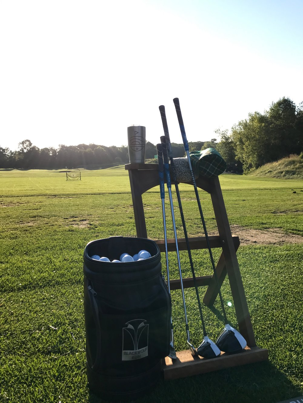 Morning on the Range