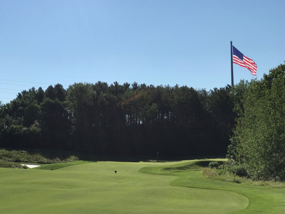 Old Glory on 6