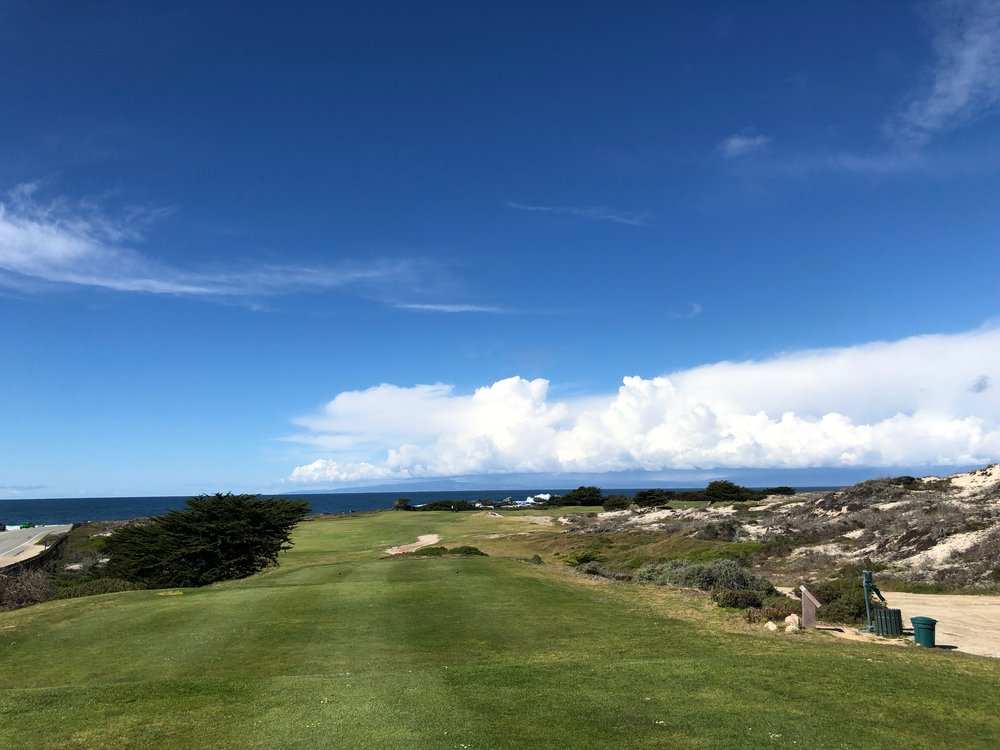 California's Golf Coast