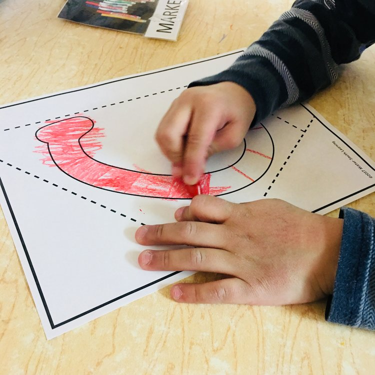 When I work with preschool students, I tend to focus my energy on only a few areas. I like to keep it super simple. This focus will allow for strong growth in these areas and it will lead to improved functional skills in kindergarten.
