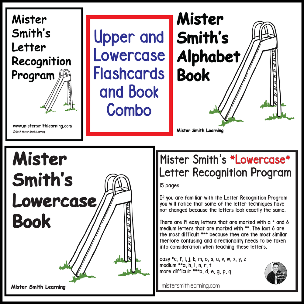 Reasons Why The Mister Smith Letter Recognition Program Works