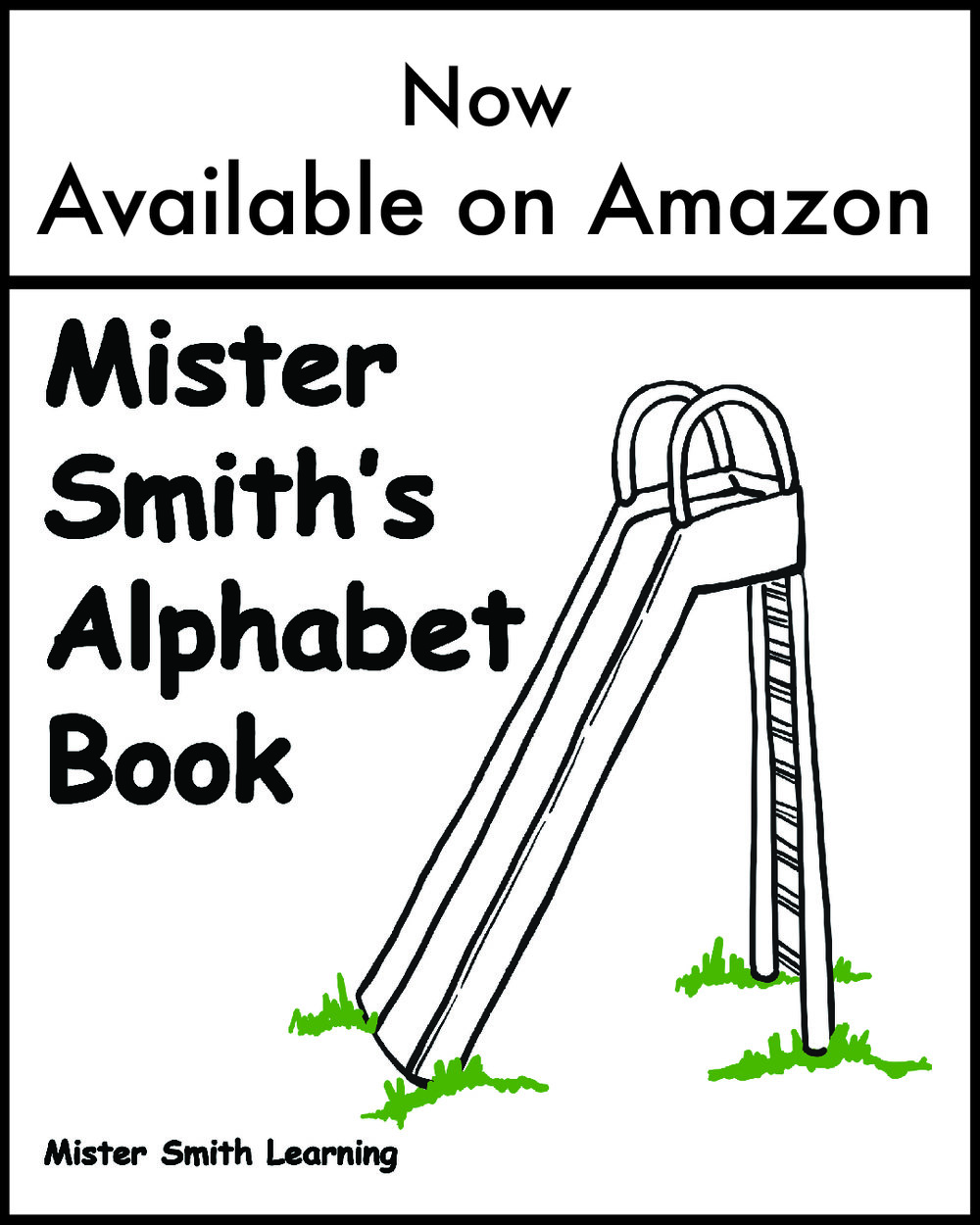 Letter Recognition Program and Alphabet Book available on Amazon.