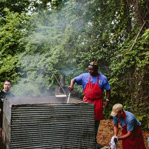 An Inside Look at the SC-TX BBQ Invitational Garden & Gun | July 15, 2014